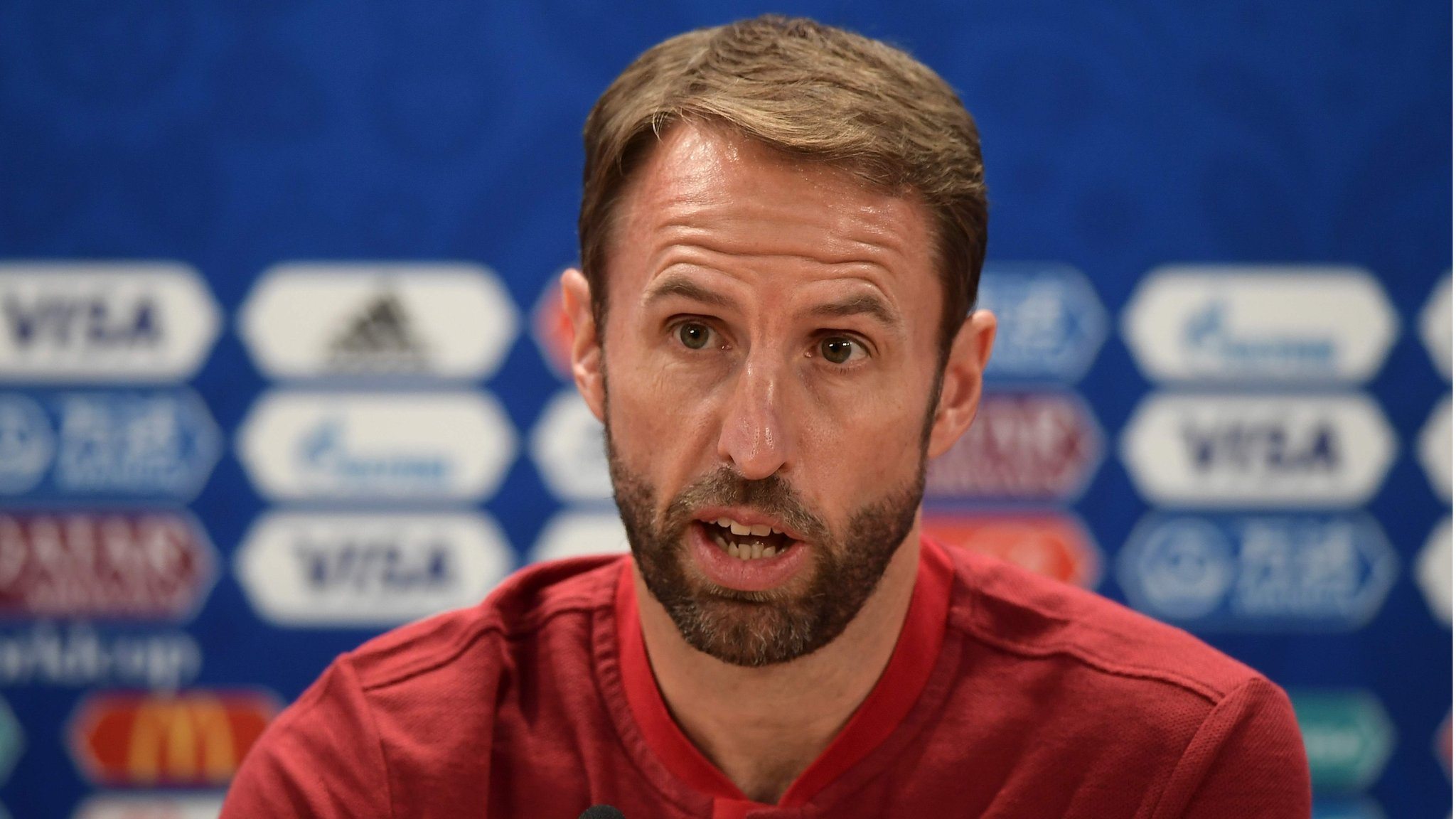 World Cup 2018: England are in a difficult group, says Gareth Southgate