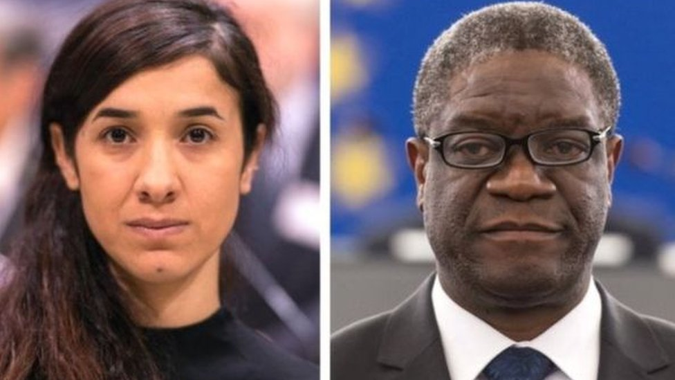 حائزو نوبل للسلام