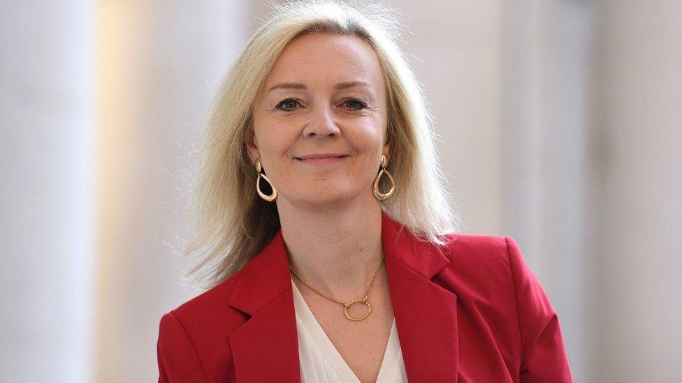 وزيرة خارجية بريطانيا الجديدة