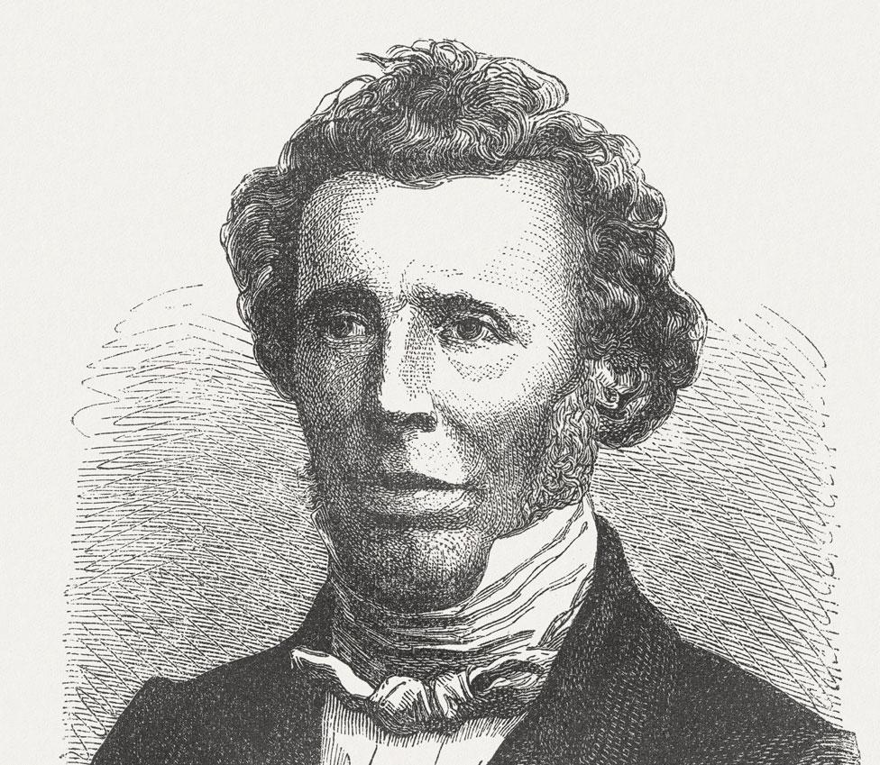 Retrato de Friedrich Wöhler