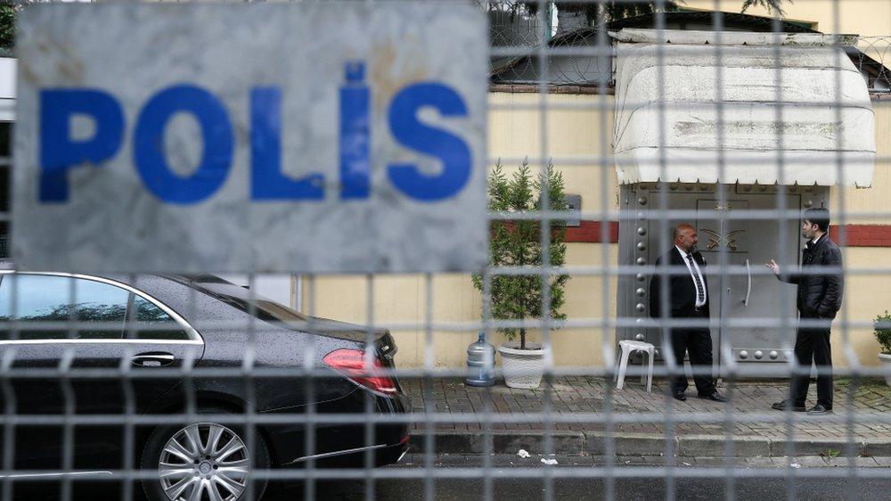 Jamal Khashoggi: Turkey to search Saudi consulate in Istanbul