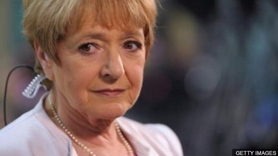 Margaret Hodge defends anti-Semitism attack on Corbyn
