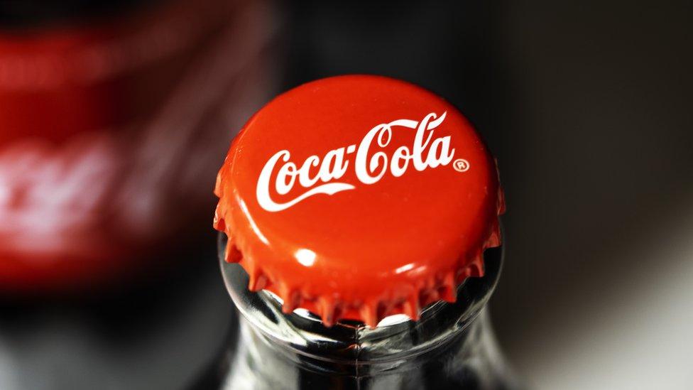Coca Cola şişe kapağı