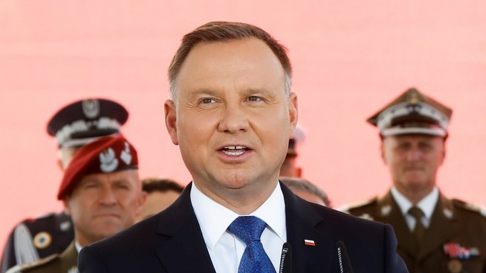 COVID-19: Polish President Duda Tests Positive