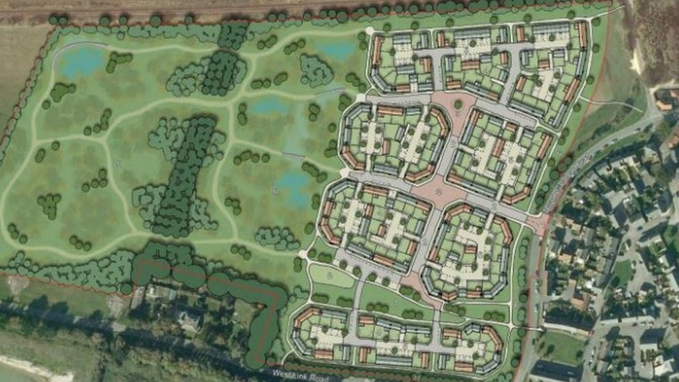 Crossways village: Further homes agreed on farmland
