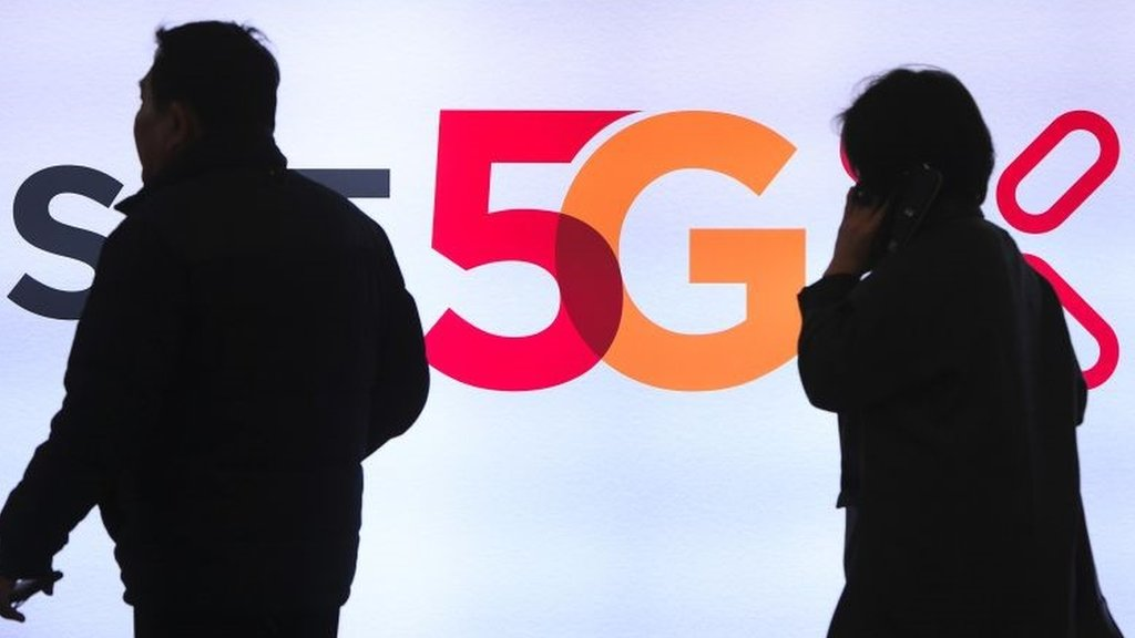 5G sign-ups outpace 4G's launch in South Korea   Website