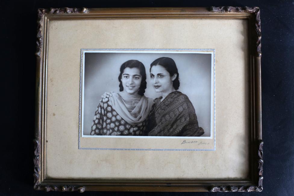 Pramila Le Hunte family photograph
