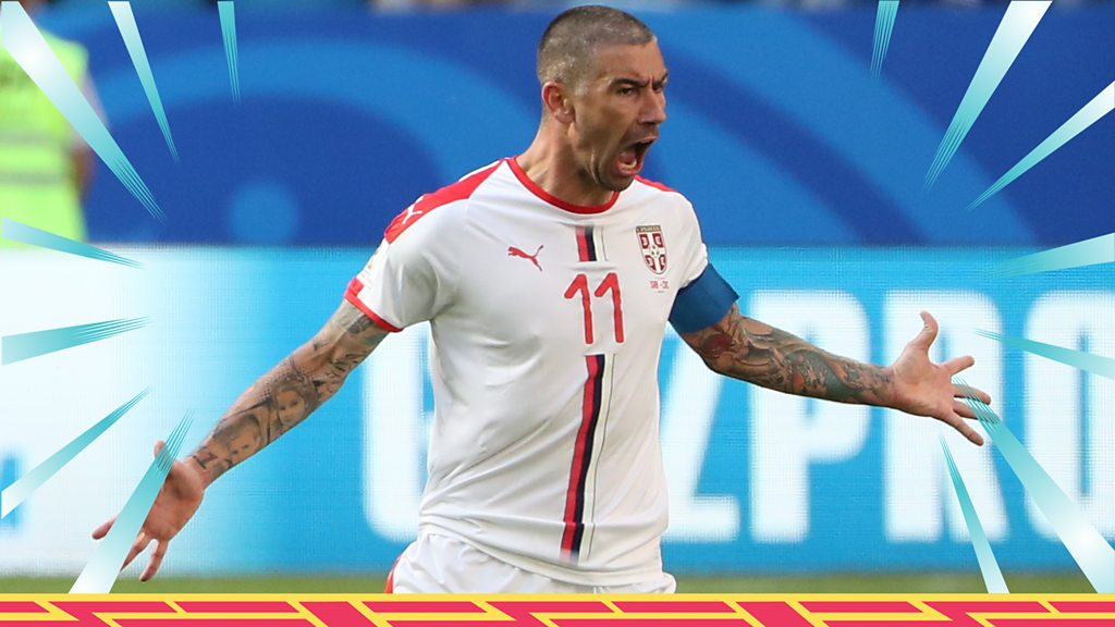 World Cup 2018: Costa Rica 0-1 Serbia highlights