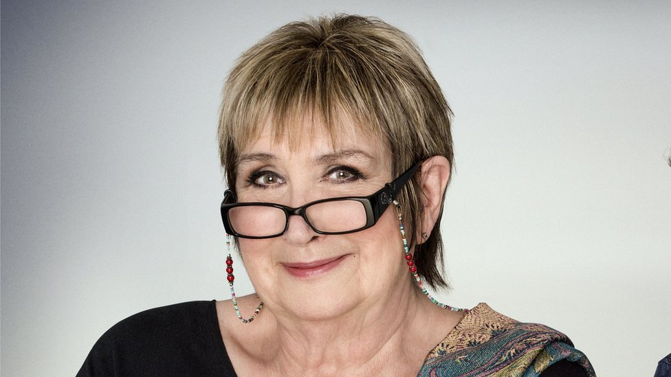 Dame Jenni Murray presented Radio 4's Woman's Hour for 33 years