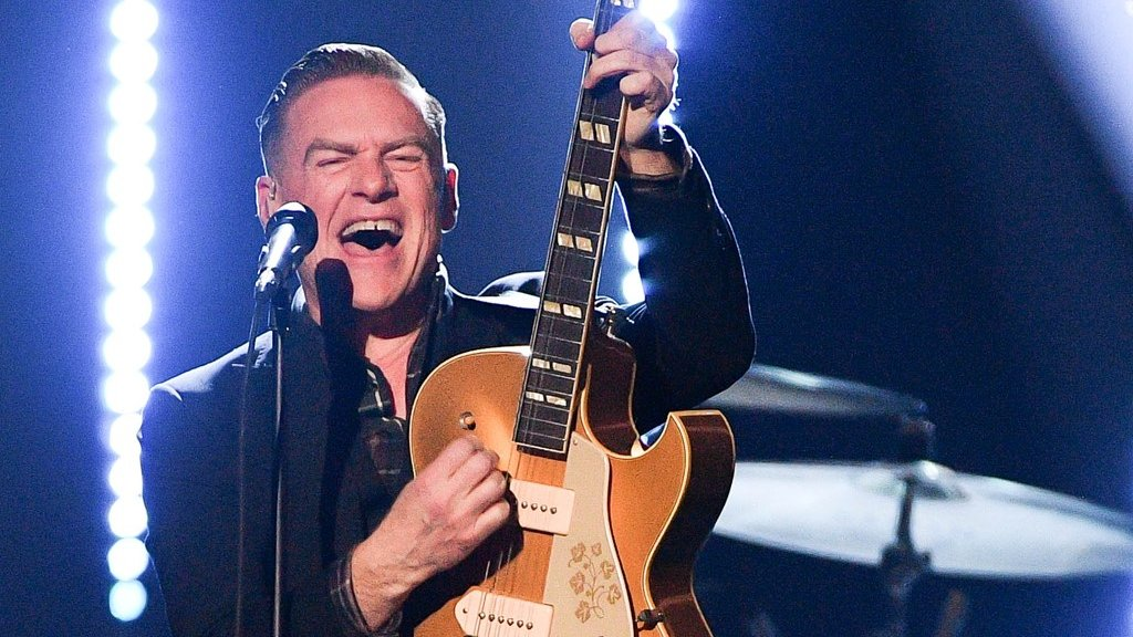 BBC News - Bryan Adams explains why Summer of 69 flopped in the UK