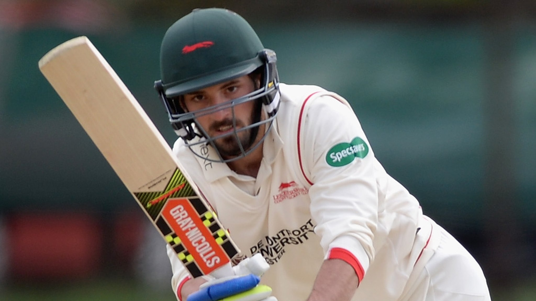 County Championship: Leicestershire build lead over Kent on day one