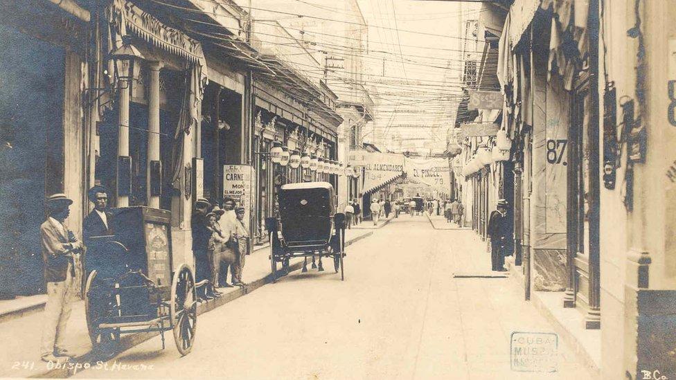 La calle Obispo