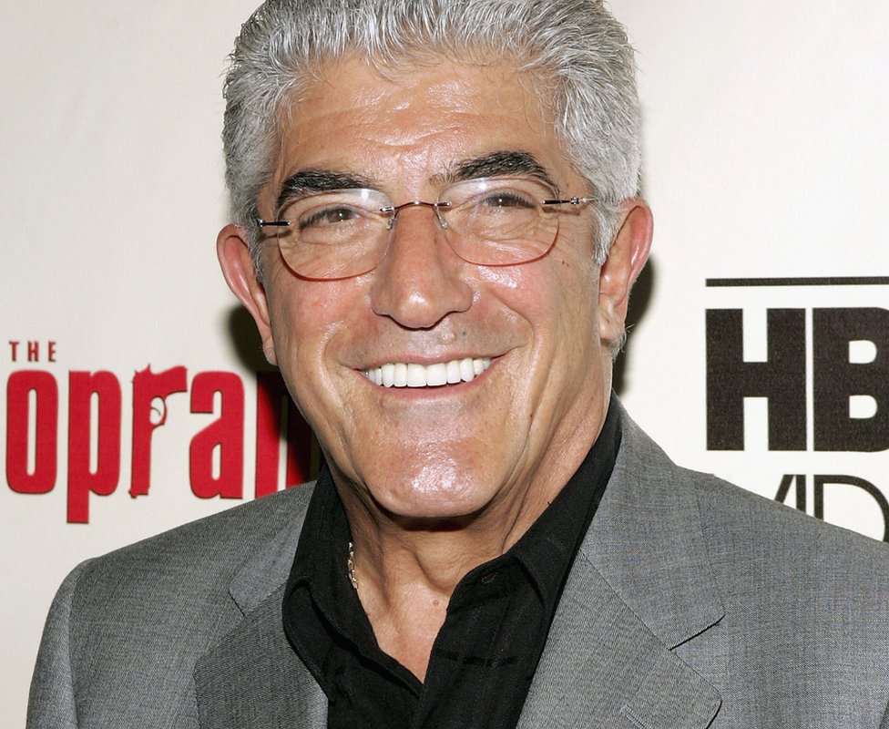 Actor Frank Vincent attends 'The Sopranos: The Complete Fifth Season' DVD launch party at English is Italian on June 6, 2005