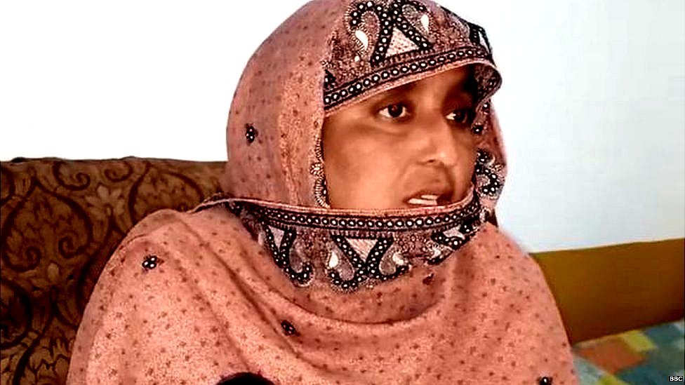 ਪਾਕਿਸਤਾਨੀ ਮਹਿਲਾ ਰਾਹਿਲਾ ਵਕੀਲ