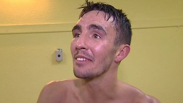 Jamie Conlan hopes to fight for a world title over the next 12 to 18 months