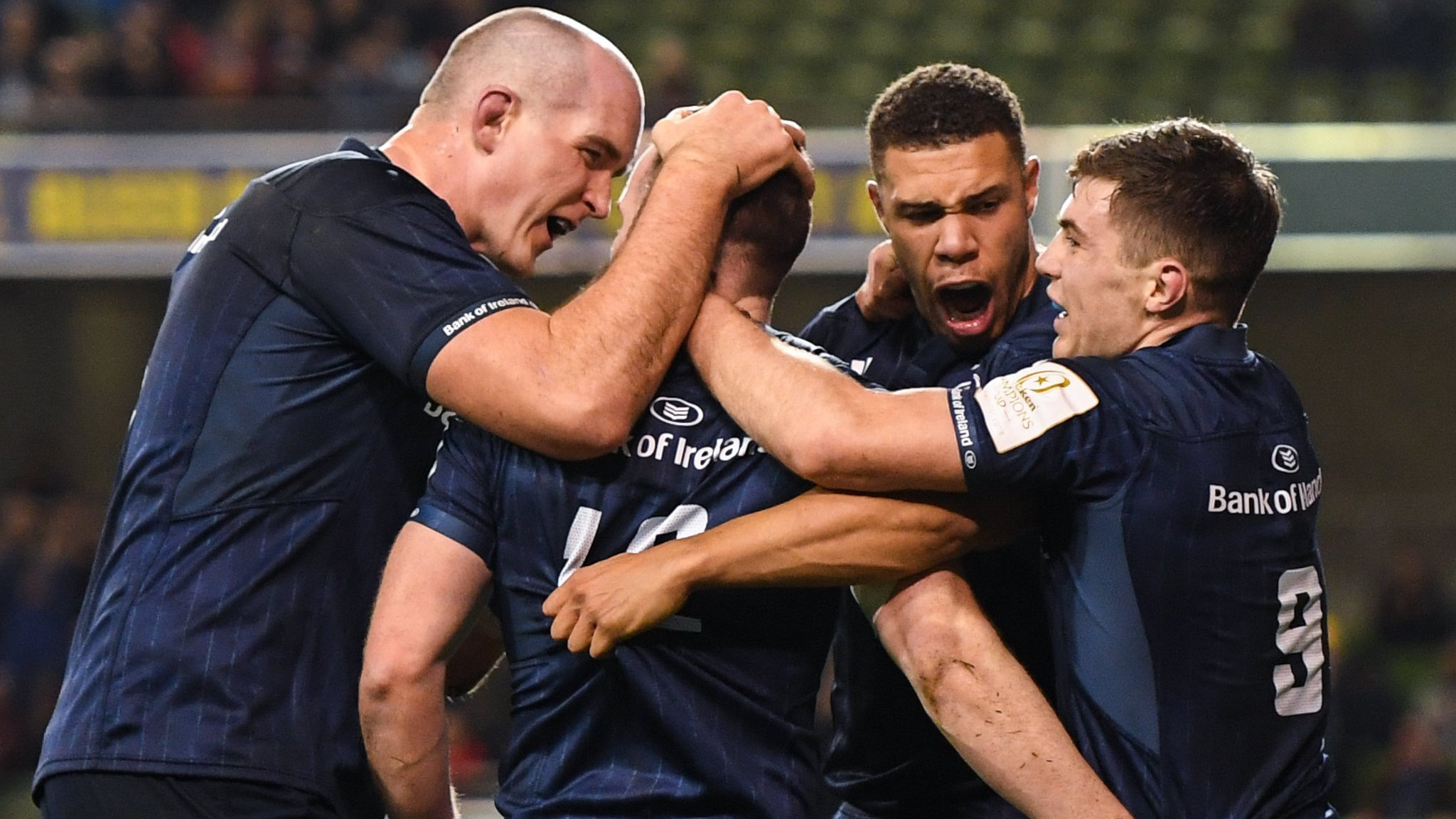 European Rugby Champions Cup: Leinster 42-15 Bath