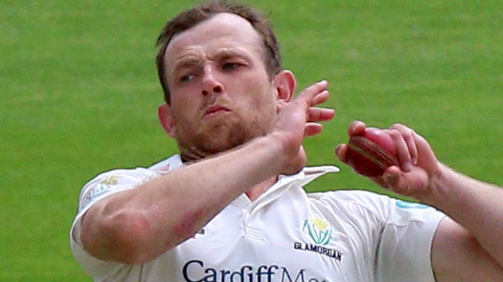 County Championship: Wagg helps put Glamorgan in control v Leics