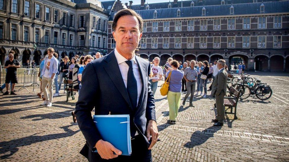 Çocuk yardımı skandalı Başbakan Mark Rutte hükümetinin istifasına yol açtı