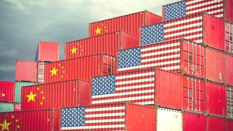الولايات المتحدة فرضت بالفعل تعريفات جمركية على ورادات صينية تبلغ قيمتها 250 مليار دولار