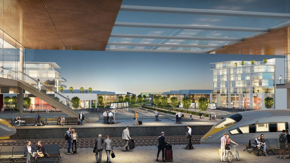 Cardiff parkway station: Work to start in 2020