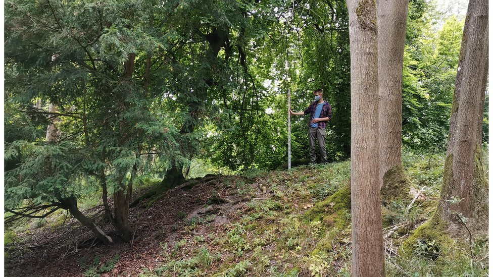 'Citizen Scientists' helped identify a hidden iron age hillfort