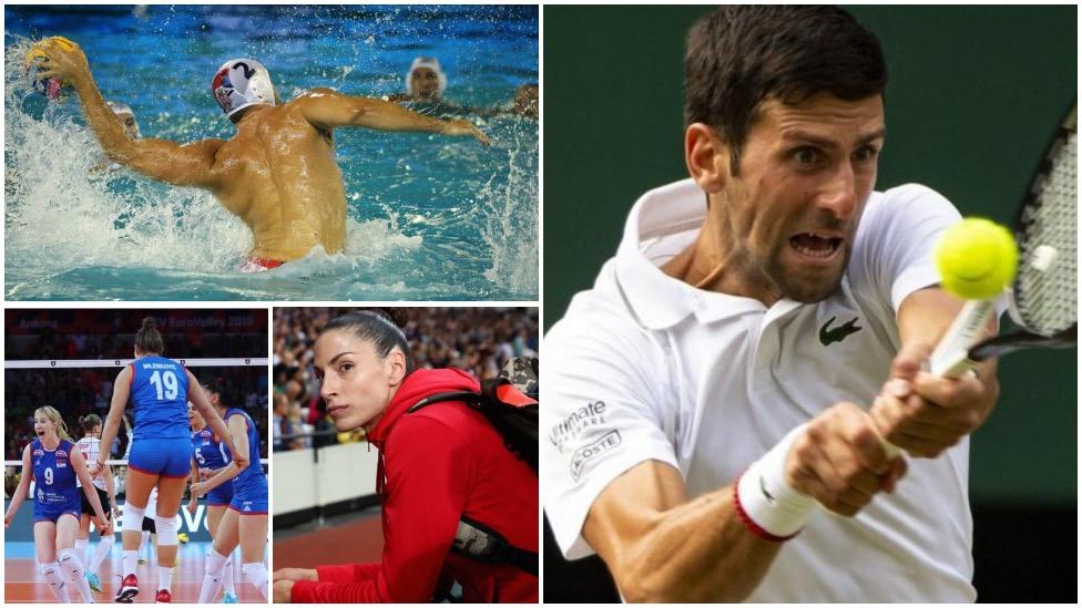 Olimpijske igre 2020: Ko sve predstavlja Srbiju u Tokiju - mali vodič