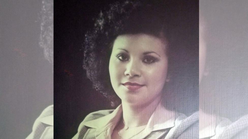 Mamá de Bertha Loaiza