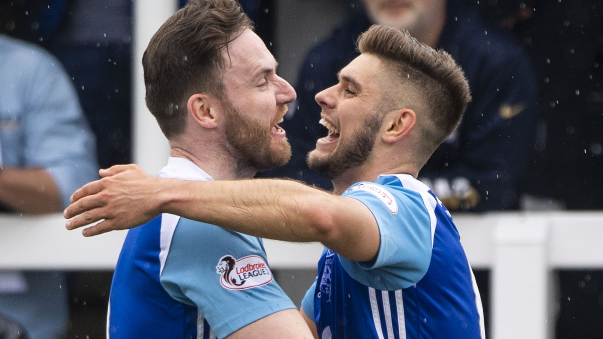 League Two: Peterhead close to glory after win over Elgin
