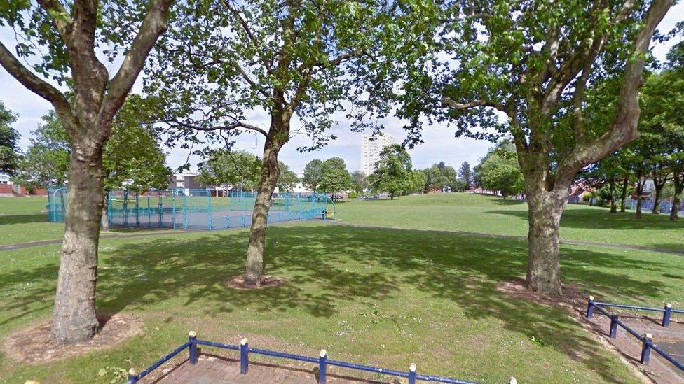 Burbury Park, Lozells