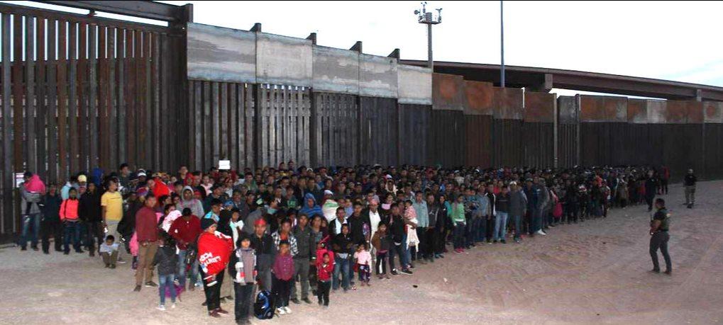 Detención en El Paso