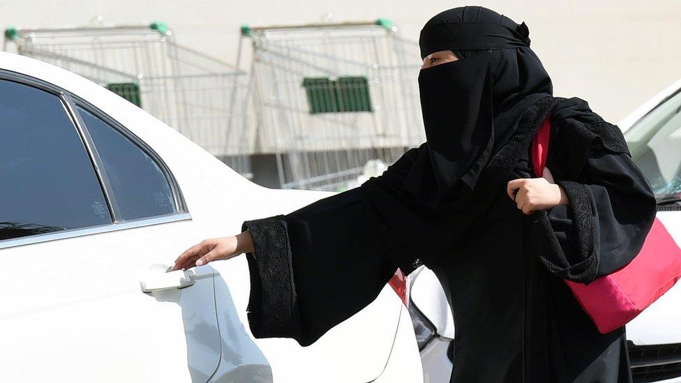 Arab Saudi, perempuan