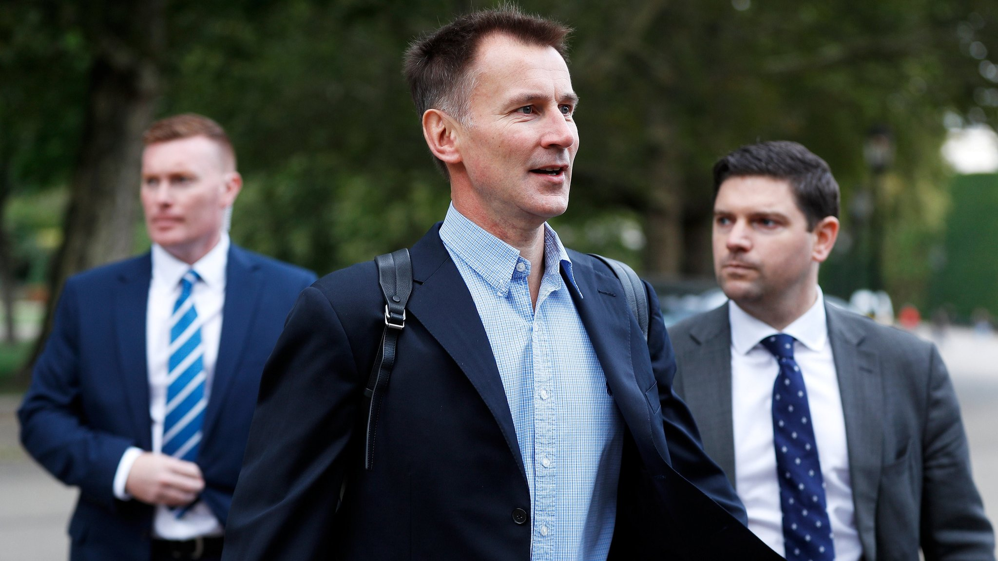 Jeremy Hunt: Don't mistake politeness for weakness