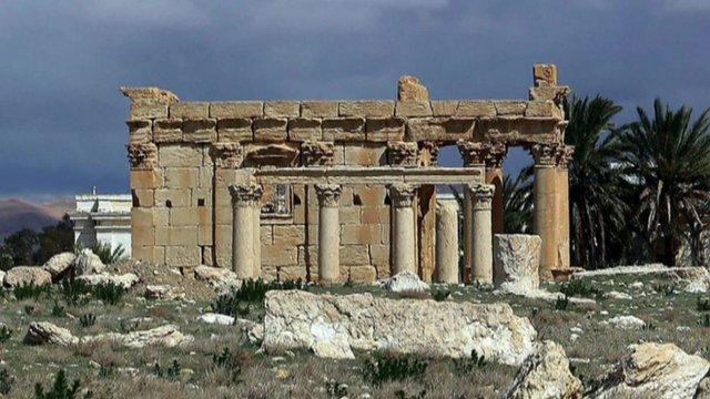 Temple of Baalshamin, Palmyra