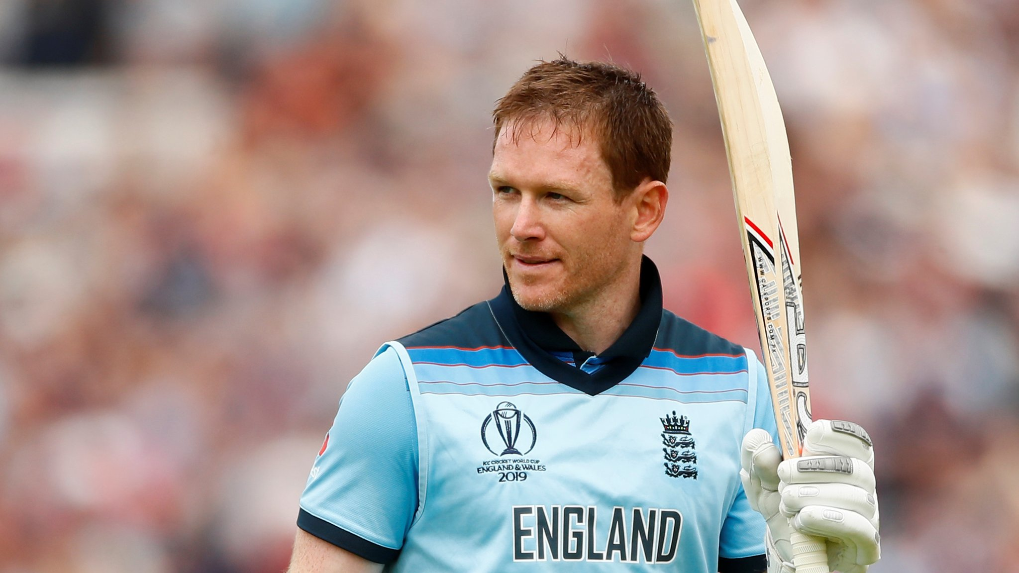 England v Afghanistan: Eoin Morgan says 71-ball 148 was beyond 'wildest dreams'