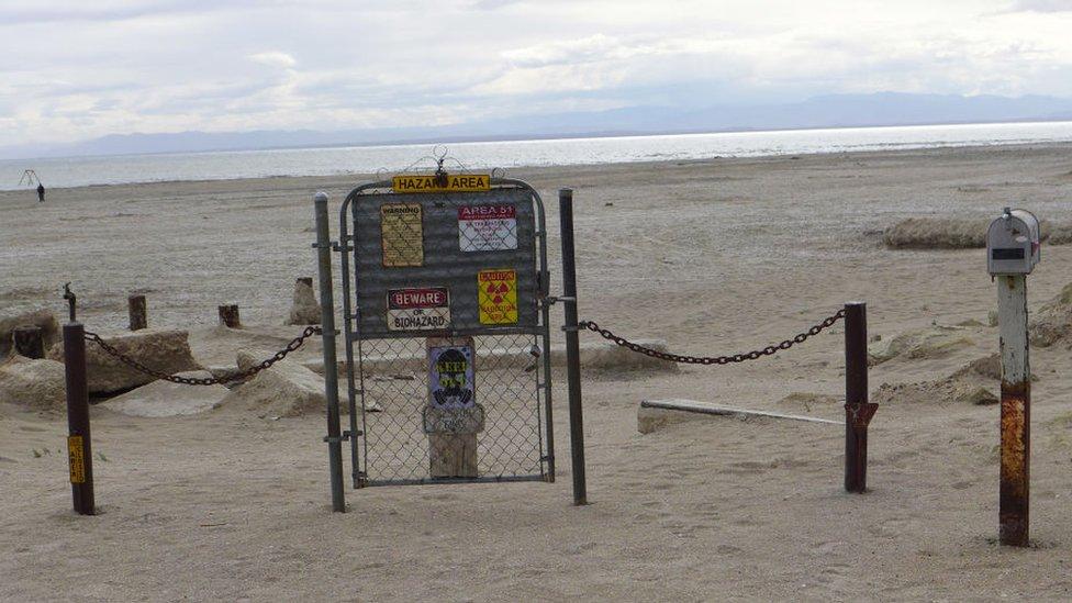 Mar de Salton