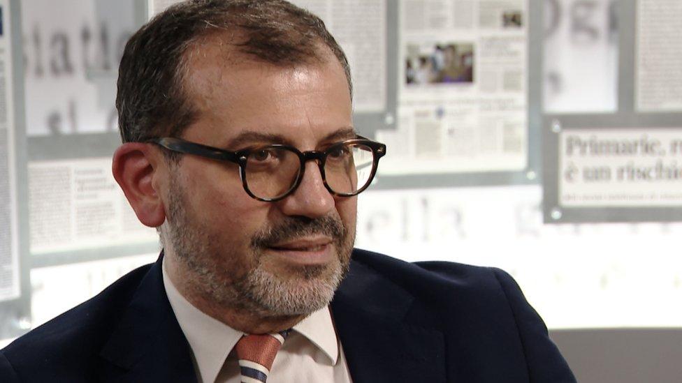 Alvaro Moretti