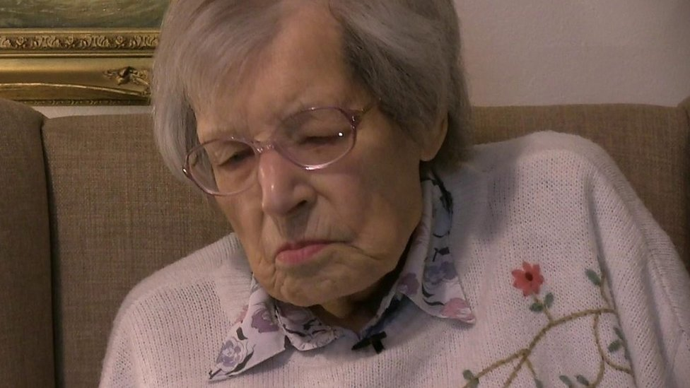 Meet the 99-year-old transgender WW2 veteran