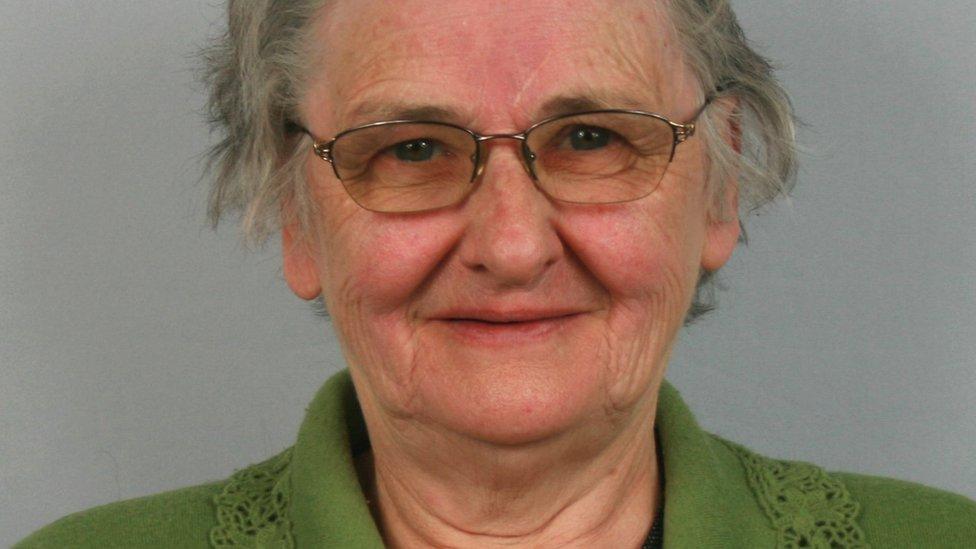 Gillian Thomas