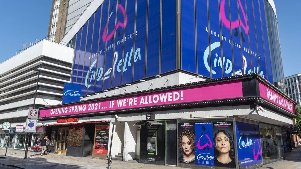Gillian Lynne Theatre London