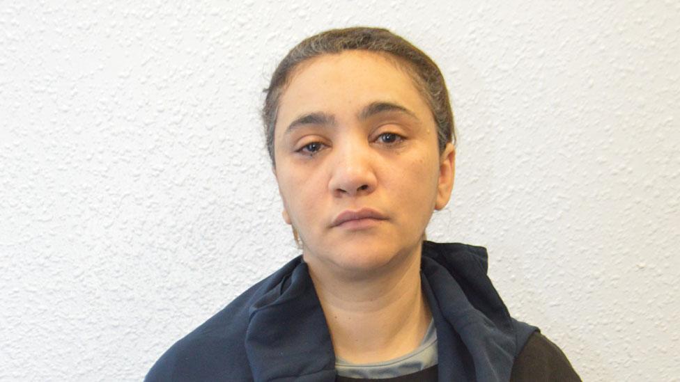 Mina Dich, Safaa Boular's mother