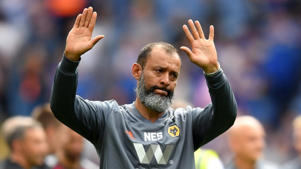 Leicester 2-0 Wolves: Nuno Espirito Santo says team need to be more clinical