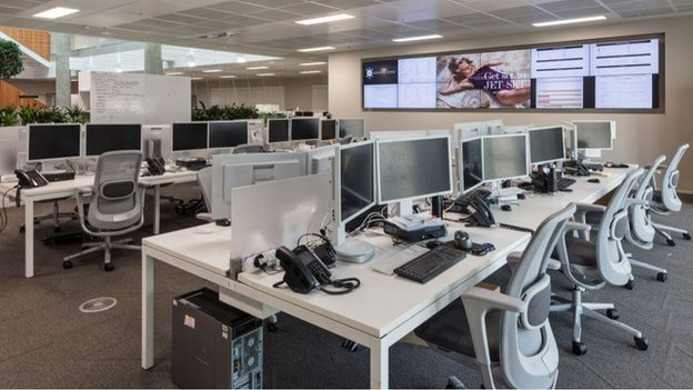許多公司發現多數員工能有效率的在家工作(Credit: Getty Images)