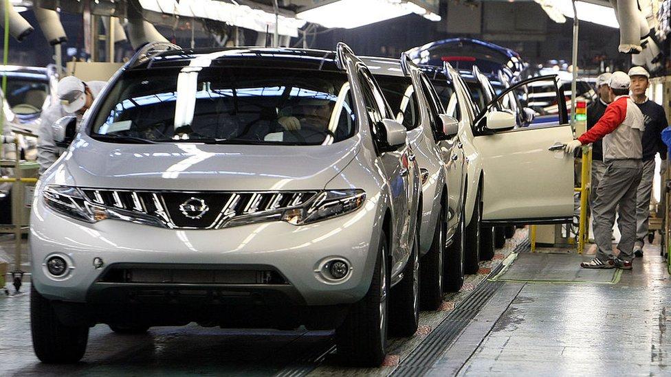 Gigantes industriales como Nissan están incluidos en las demandas que revisa la justicia surcoreana.