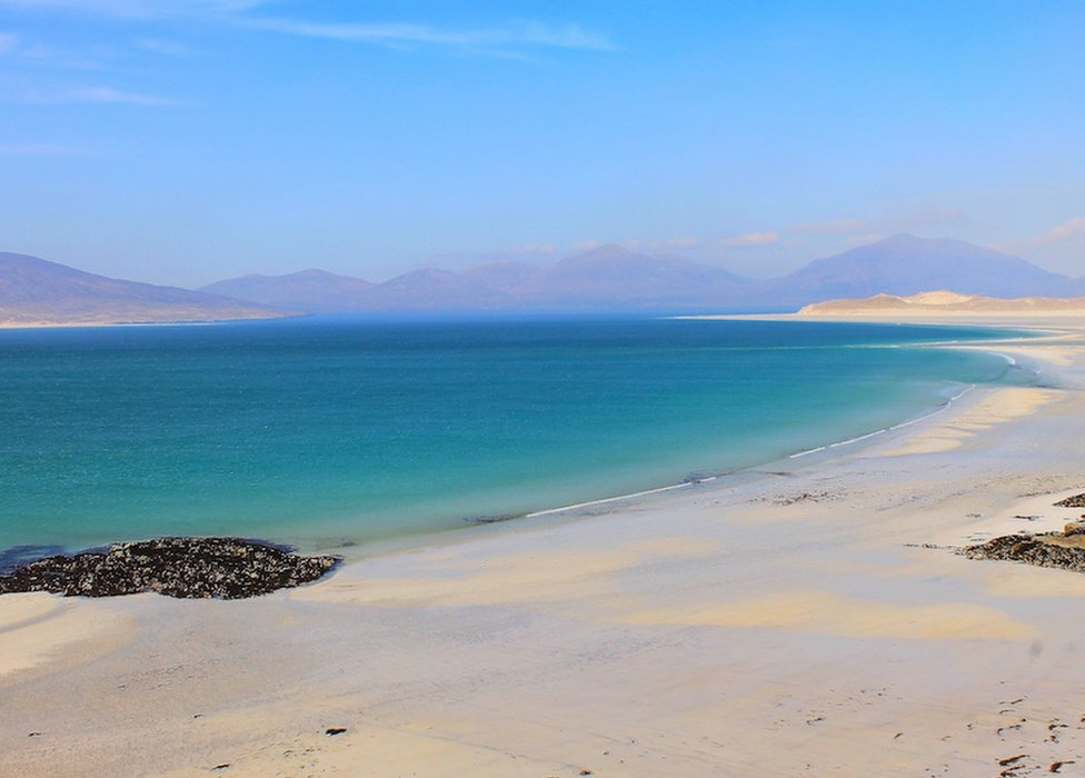 Susanne Wilson's picture of Luskentyre Beach on Harris