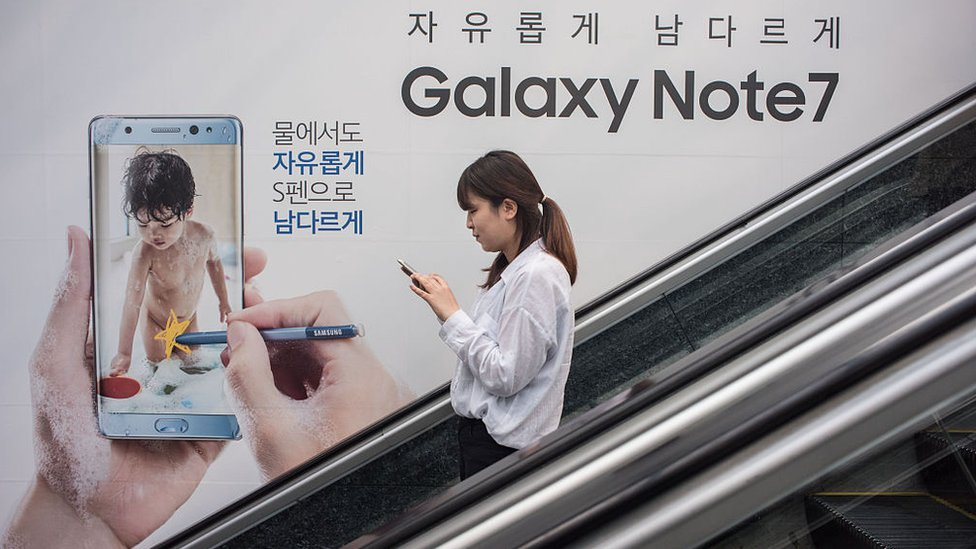 Samsung confirms batteries faults as cause of Note 7 fires