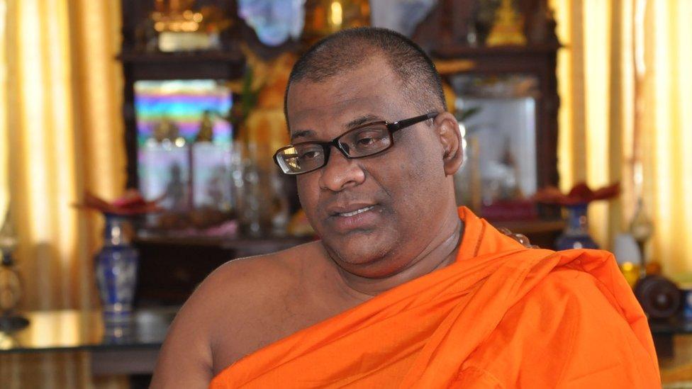 إتهم الراهب البوذي غالاغودا أثيثي غنانسارا ثيرو بالتحريض ضد المسلمين.