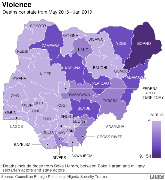 what makes nigeria a nation state