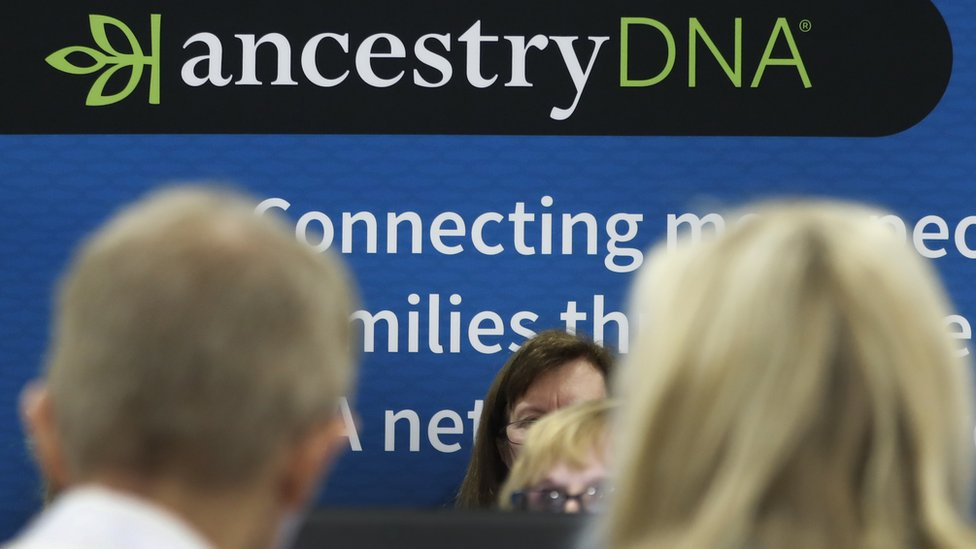 """Ancestry warns """"there may be additional risks to participation that are currently unforeseeable"""""""