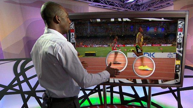 World Championships 2015: Michael Johnson on Usain Bolt