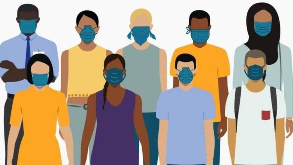 Penggunaan masker dianjurkan sebagai bagian dari bagian strategi komprehensif mencegah Covid-19, kata WHO.